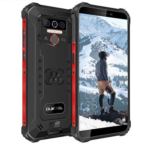 movil irrompible OUKITEL WP5 Dual 4G IP68