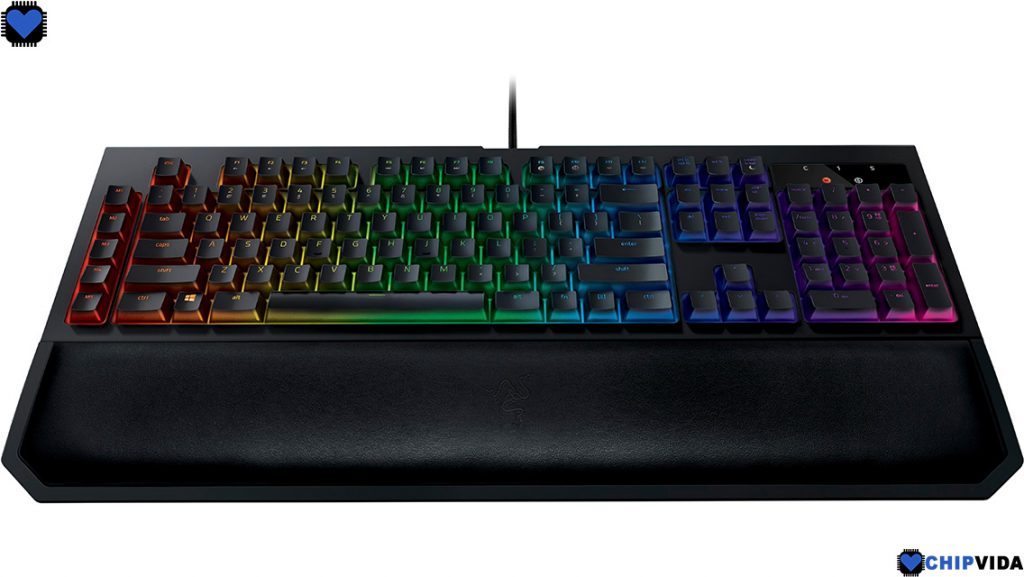 Razer BlackWidow Chroma V2 – Teclado Gaming Razer