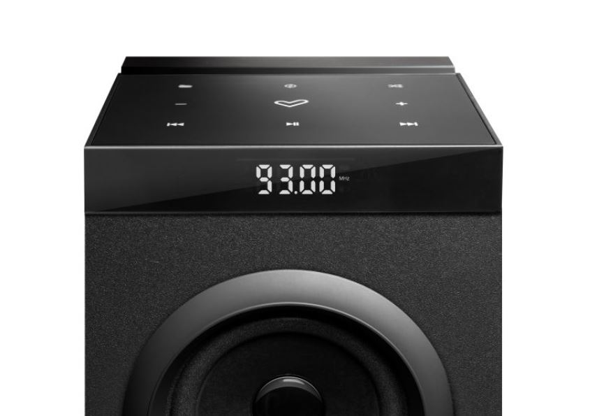torre de sonido Tower 5 Bluetooth Black