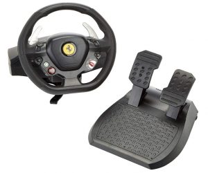 volante ps4 pc barato Thrustmaster Ferrari F458 PC