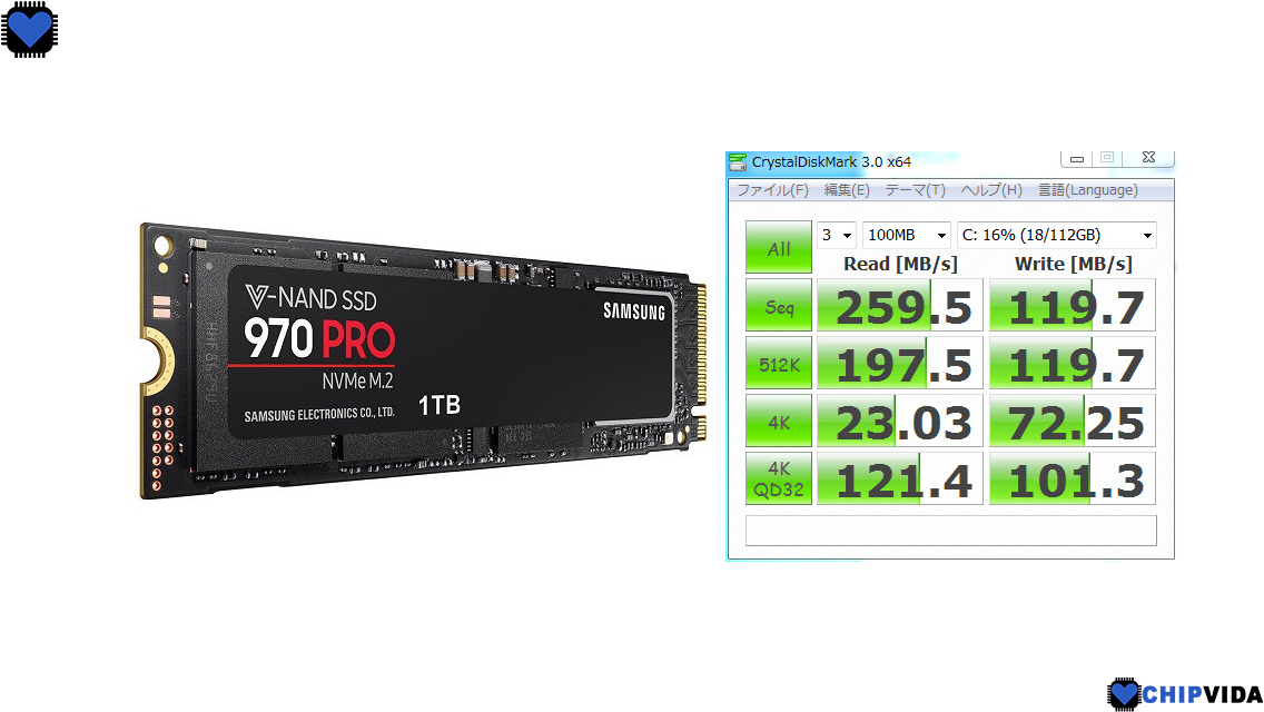 AS SSD Benchmark