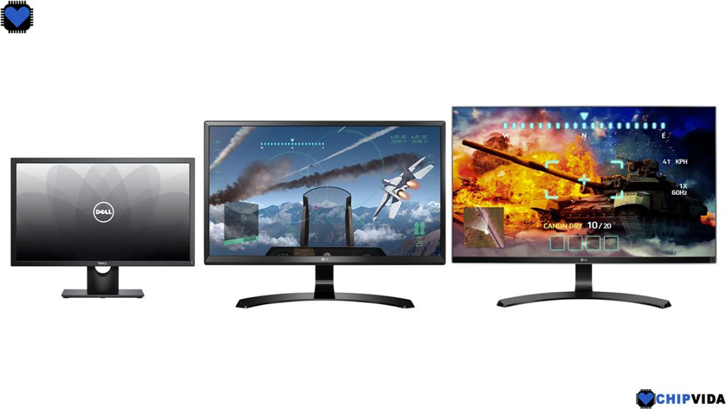 tamanos monitores gaming para pc