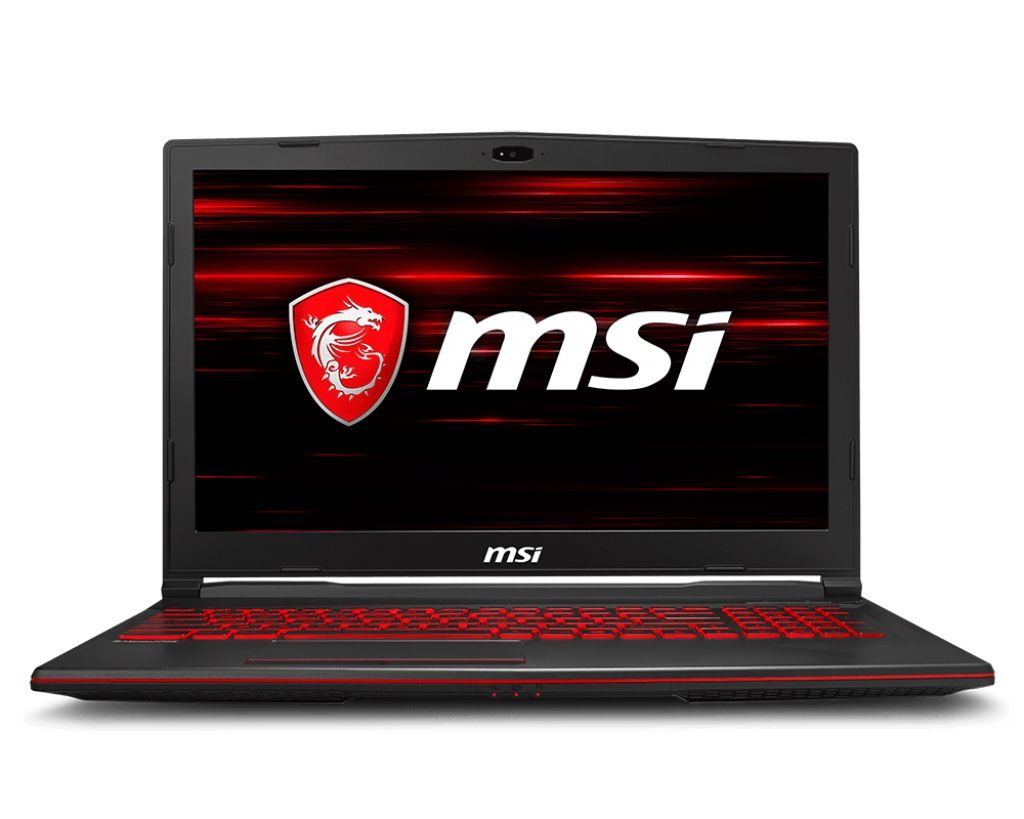MSI GL63 8RC-679XES portatiles gaming msi