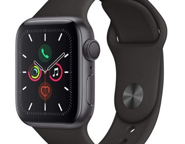 mejor smartwatch para iphone Apple Watch Series 5