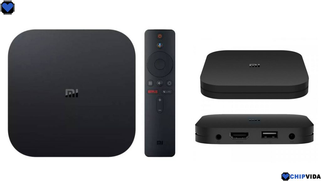 MI TV BOX S - Mejor TV Box