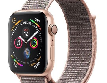 reloj inteligente Apple Watch 4